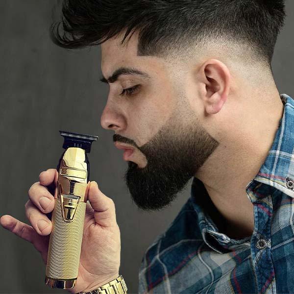 golden-hair-trimmer