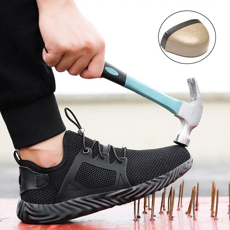 working-shoe