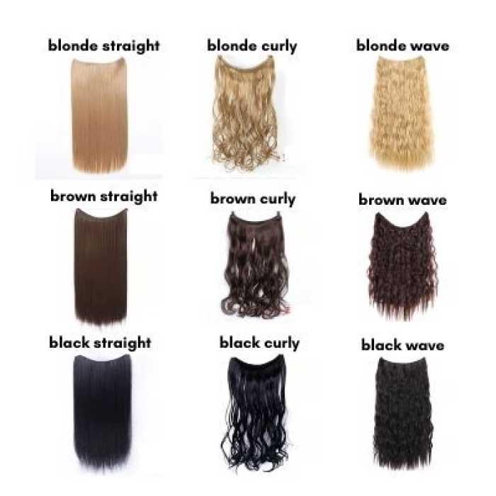 image-Za ravne in skodrane lase