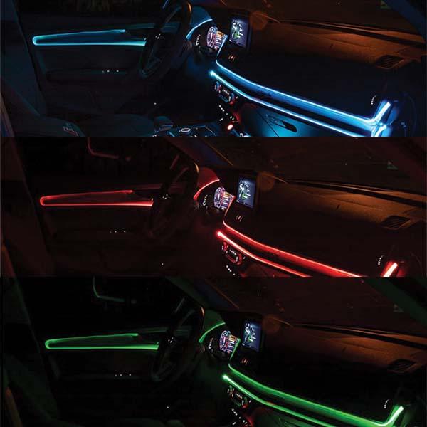 image-Tri različne barve