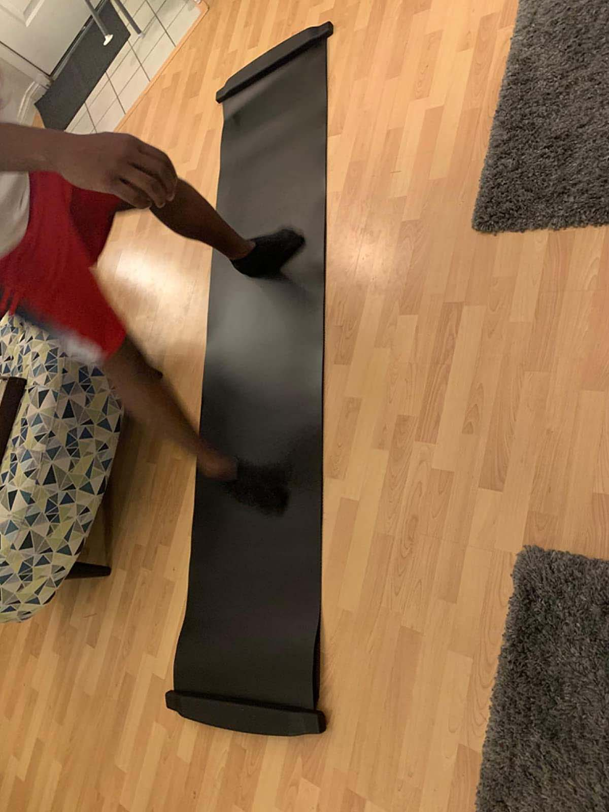 review-sliding-board